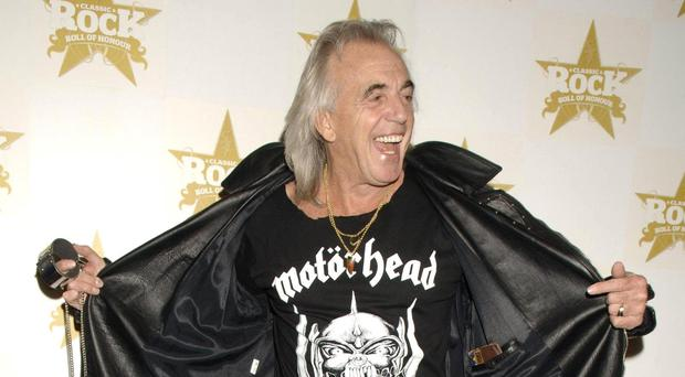 Stringfellow died from cancer in the early hours of Thursday after spending time in hospital (Yui Mok/PA)