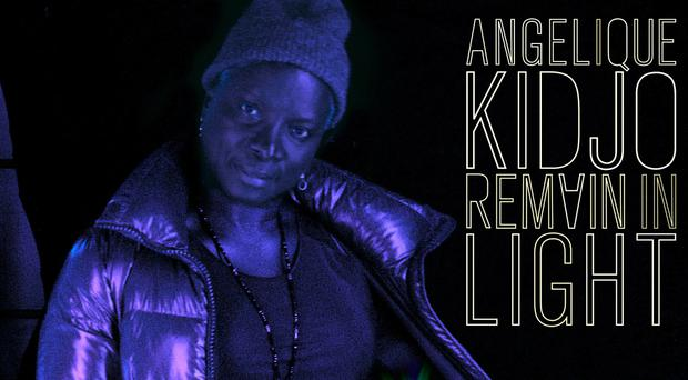 Angelique Kidjo's new album
