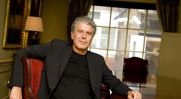 Anthony Bourdain (Ian West/PA)