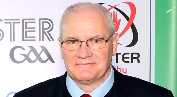 Outgoing Ulster CEO Shane Logan