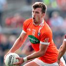Injury blow: Ethan Rafferty is out for the rest of the season