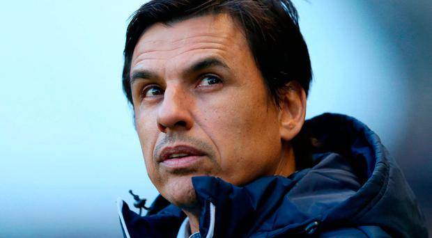 Former Wales boss Chris Coleman