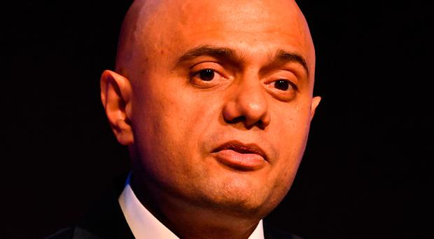 Commons questions: Sajid Javid