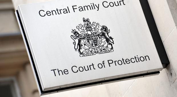 Detail of the case emerged in a ruling after a private Court of Protection hearing (Nick Ansell/PA)