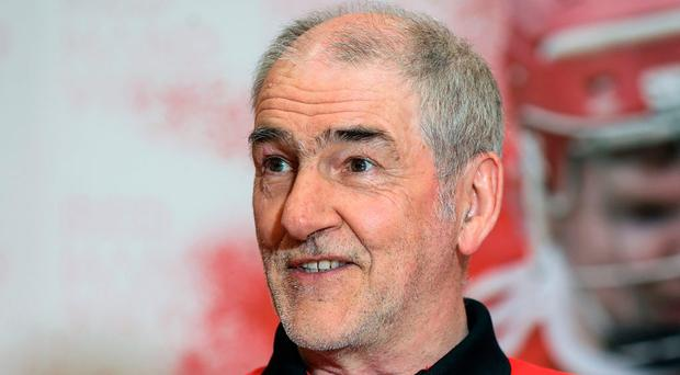Up next: Red Hands manager Mickey Harte
