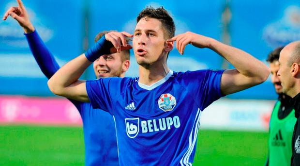 New Rangers signing Nikola Katic claims he could not get to Ibrox quickly enough to join up with Steven Gerrard
