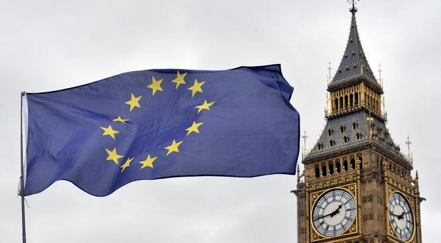 A potentially explosive clash over the customs union appears to have been defused by a compromise amendment (PA)