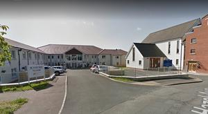Dunmurry Manor Care Home. Credit: Google Images