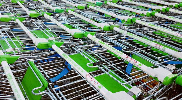 'The move will see the retailer extend the west Belfast store by 7,000 sq ft, allowing it to stock a wider range of Asda products' (stock photo)