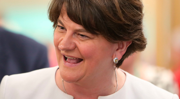 Arlene Foster has backed the party's disciplinary process
