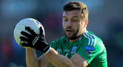 Prime goal: Ryan McCluskey wants first provincial crown for Fermanagh