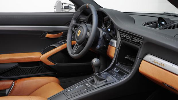 The 911 Speedster Concept
