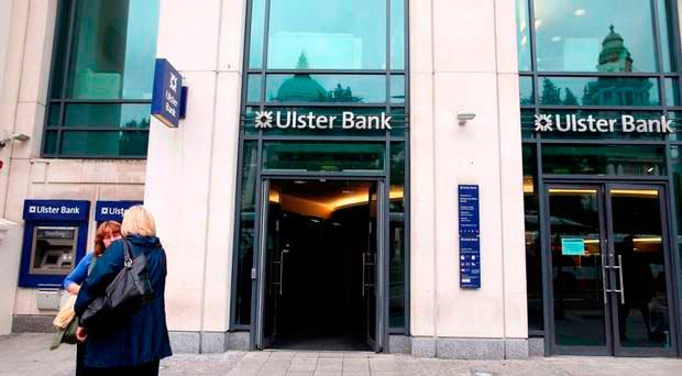 Ulster Bank's Lombard Asset Finance team here is being cut to two people
