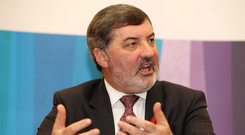 Scathing criticism: Lord Alderdice has quit the Presbyterian Church in protest against its stance on same-sex marriage
