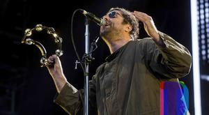 Liam Gallagher performing at the second night of Belsonic 2018. Saturday 16th June 2018 - Credit: Liam McBurney/RAZORPIX