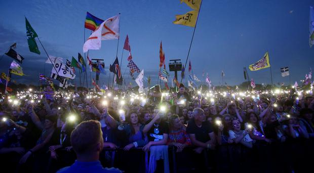 Somerset Police recorded two incidents of sexual assault, two incidents of rape and one incident of indecent exposure at last year's Glastonbury Festival (Yui Mok/PA)