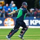 T20 best: Paul Stirling hit 81 to earn Ireland a tie with Scotland