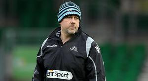 New Ulster head coach Dan McFarland