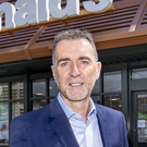 McDonald's Connswater franchisee Paul McDermott