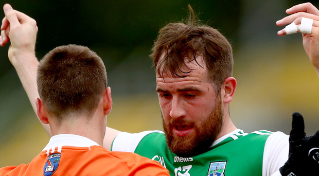 On call: Seamus Quigley is poised to return to the Fermanagh line-up for the Ulster final