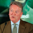 Calling shots: Frank Warren