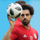 Fitness test: Mo Salah could make his return for Egypt