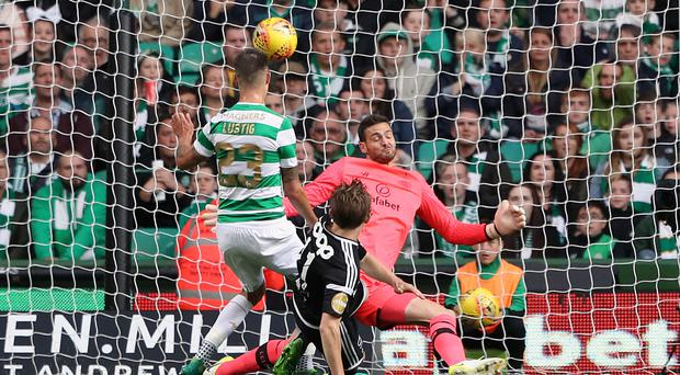 Celtic triumphed 1-0 on aggregate against Rosenborg in last year's Champions League qualifiers (Andrew Milligan/PA)