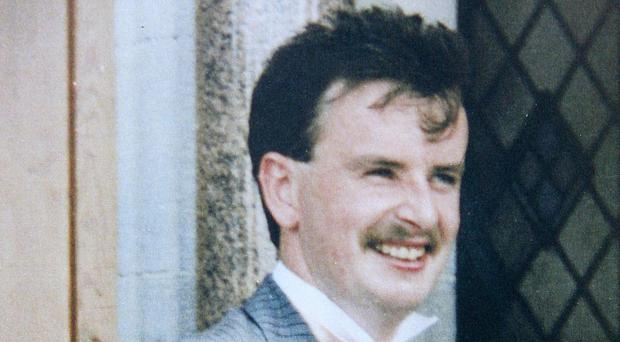 Aidan McAnespie was killed in February 1988 (PA)