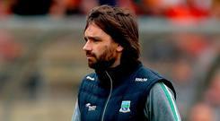 Fighting talk: Fermanagh coach Ryan McMenamin has taken pundits to task