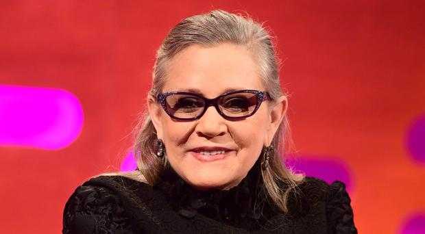 Carrie Fisher's brother, Todd, has opened up on losing his sister and his mother, Debbie Reynolds. (Ian West/PA)