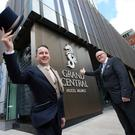 The Grand Central Hotel in Belfast is among the new hotels to join the cityscape in 2018.