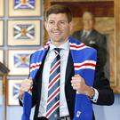 New Rangers manager Steven Gerrard will kick-off his reign against FK Shkupi in the Europa League qualifiers (Jeff Holmes/PA)