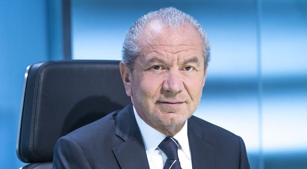 MP calls for the BBC to tell Lord Sugar 'You're fired' after Senegal tweet (Jim Marks/BBC)