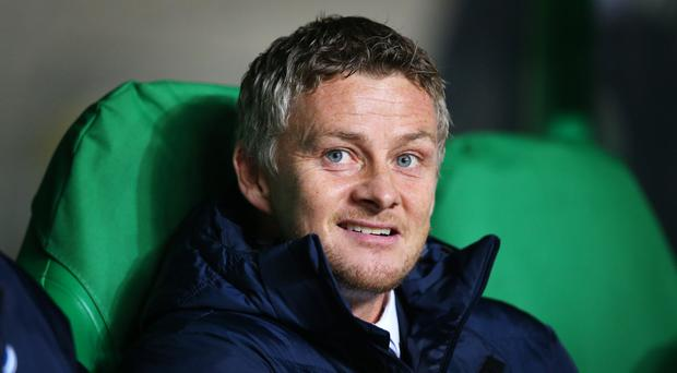 Familiar face: Ole Gunnar Solskjaer will bring his Molde side to Mourneview Park