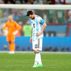 Lionel Messi's Argentina are on the brink of elimination
