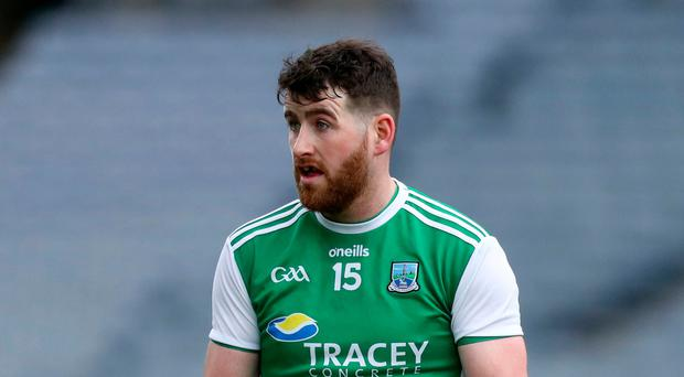Fired up: Seamus Quigley is hoping to help Fermanagh land the Ulster crown for the first time