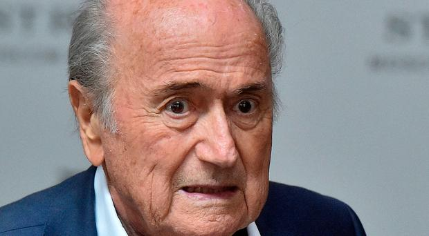 Blatter says England should host World Cup