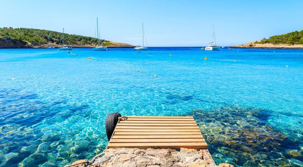 Ibiza isn't all about the party.