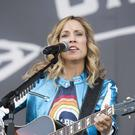 Sheryl Crow took aim at Donald Trump's immigration policy (David Jensen/PA)