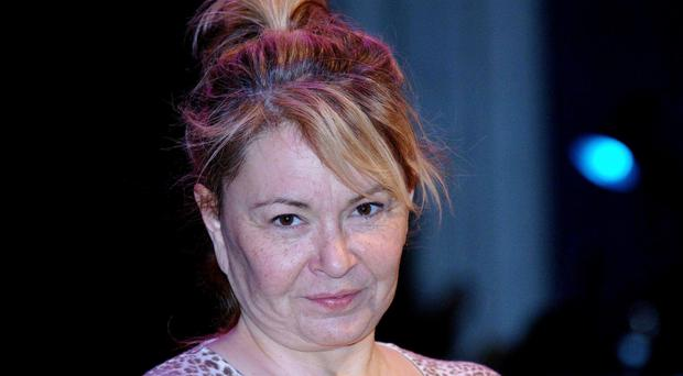 US actress and comedian Roseanne Barr said she has become a 'hate magnet' (Steve Parsons/PA)