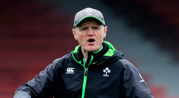 Master motivator Joe Schmidt gets every last ounce out of his players