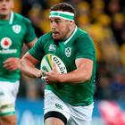 Big claim: Ulster ace Rob Herring seized his chance in Australia
