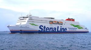 The ferry will be the biggest ever to operate on the Belfast to Liverpool service, and will increase the capacity for freight and customers wishing to travel.