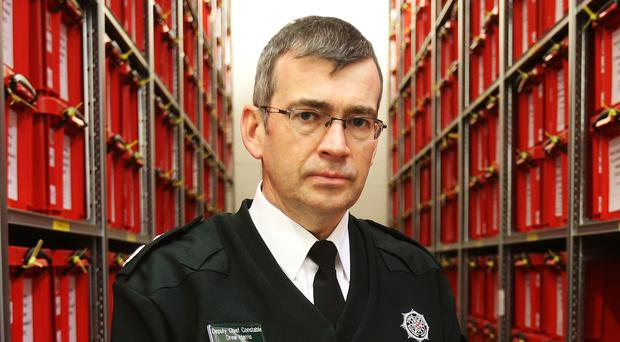 The PSNI's Deputy Chief Constable Drew Harris will be the new Garda Commissioner (Brian Lawless/PA)