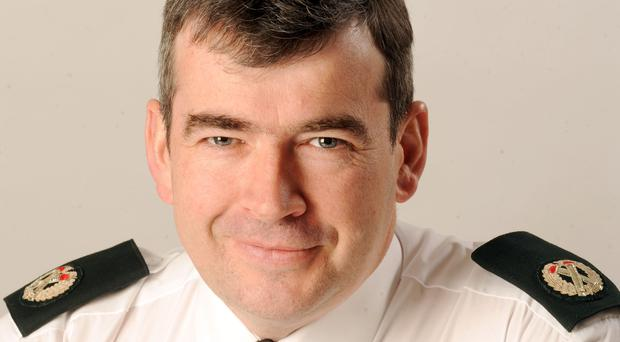 Drew Harris has been appointed the new Garda Commissioner (Northern Ireland Policing Board/PA)
