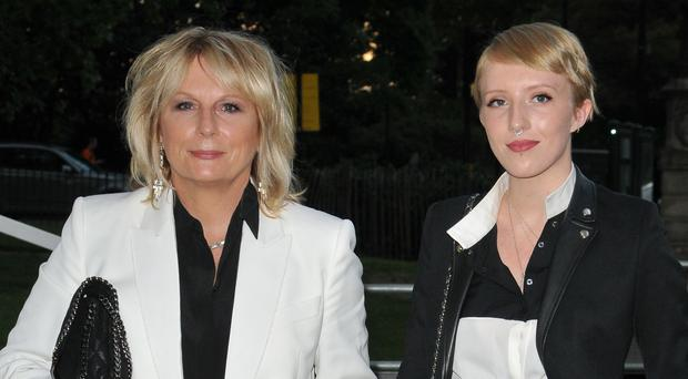 Jennifer Saunders and Beattie Edmondson (Can Nguyen/REX/Shutterstock)