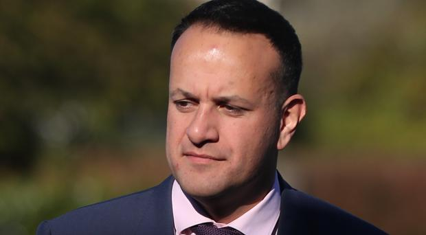Leo Varadkar attended a meeting of leaders at the European Council summit in Brussels (Niall Carson/PA)