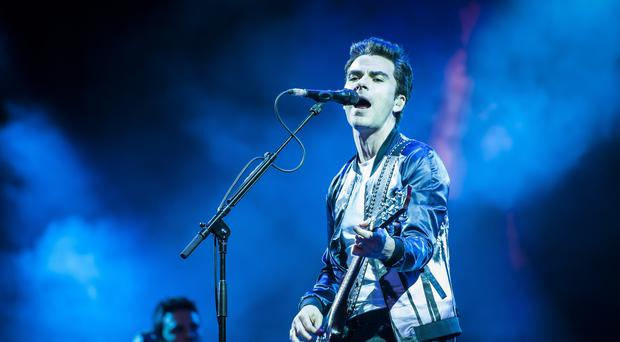 The Stereophonics will headline the TRANSMT festival on Friday (David Jensen/PA)