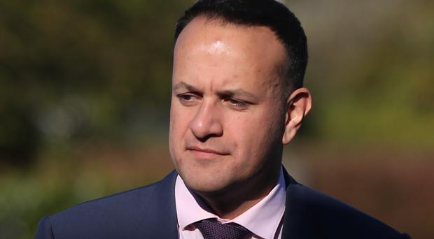 Leo Varadkar said Europe needs migration (Niall Carson/PA)