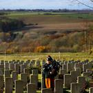Thousands were killed at the Battle of the Somme (Gareth Fuller/PA)